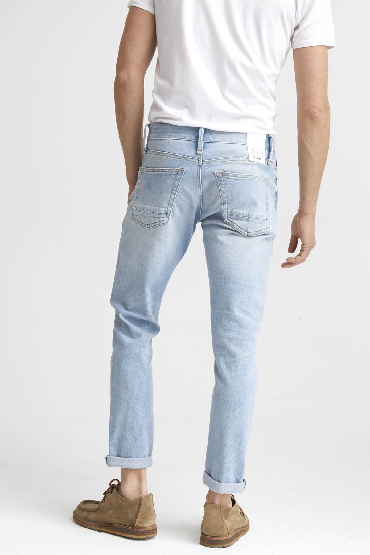 RAZOR Stonewashed Denim - Slim Fit