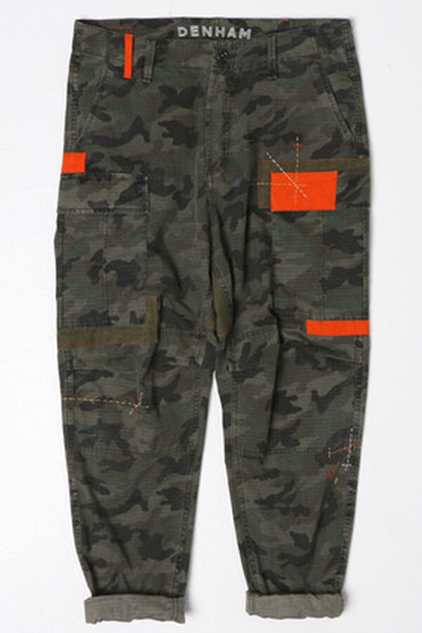 Nato Pant - CR Mountain Green