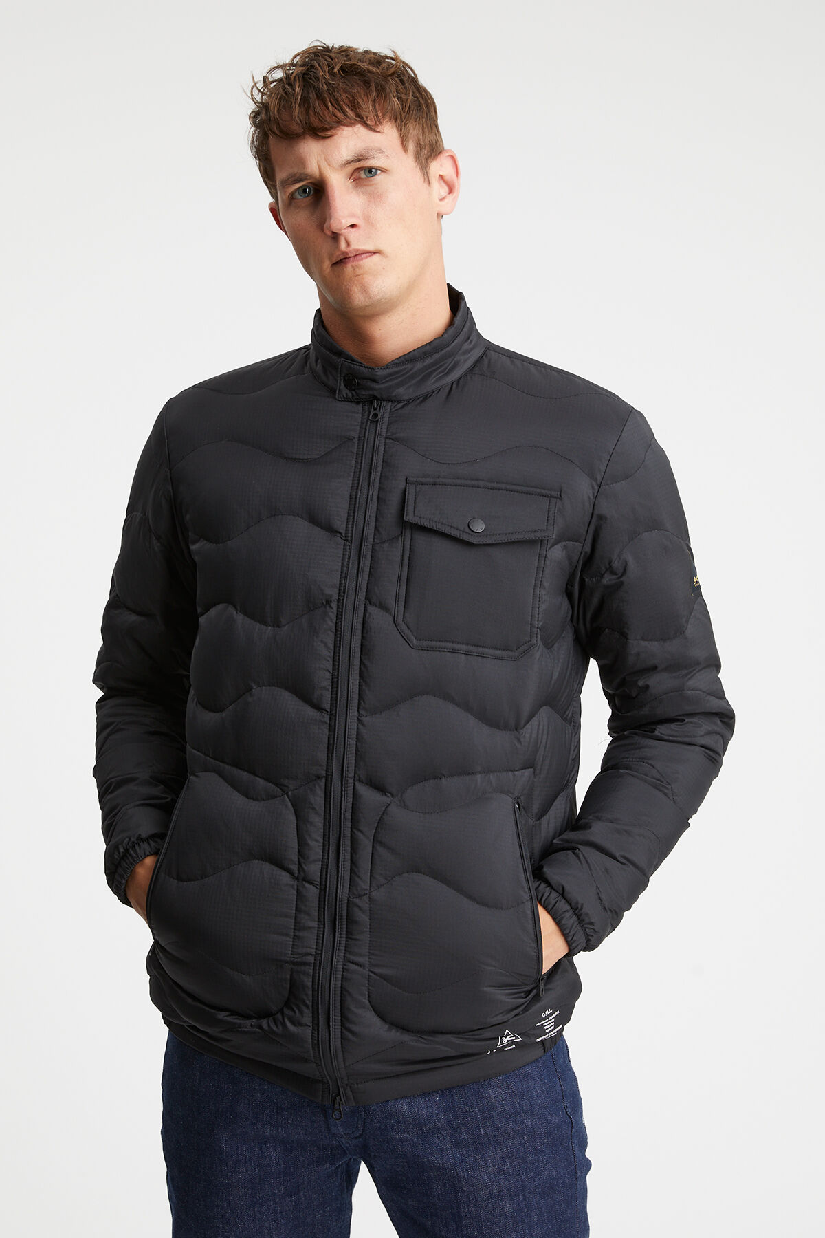 ALBION FLY WEIGHT DOWN Sustainable Down Lining - Regular Fit