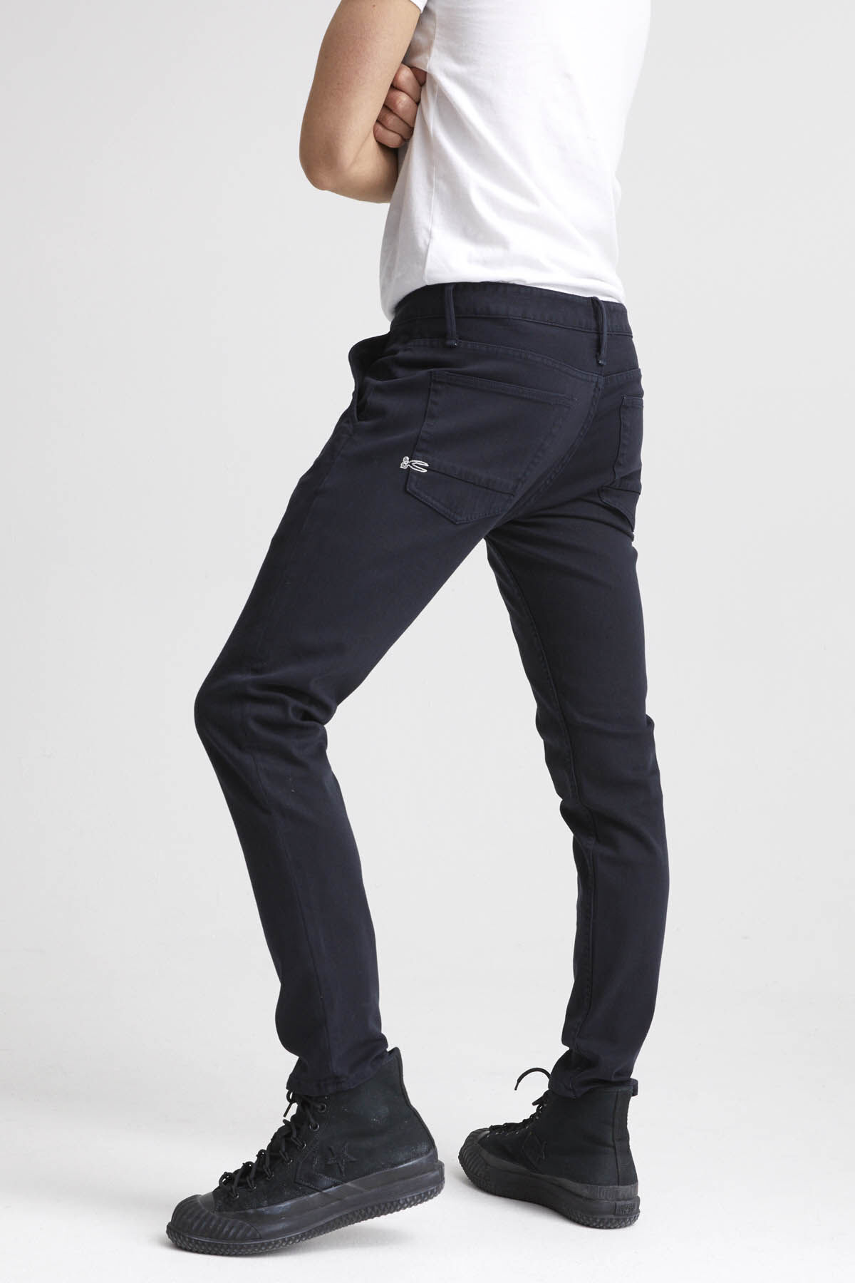 YORK Garment Dyed Chino - Slim Tapered Fit
