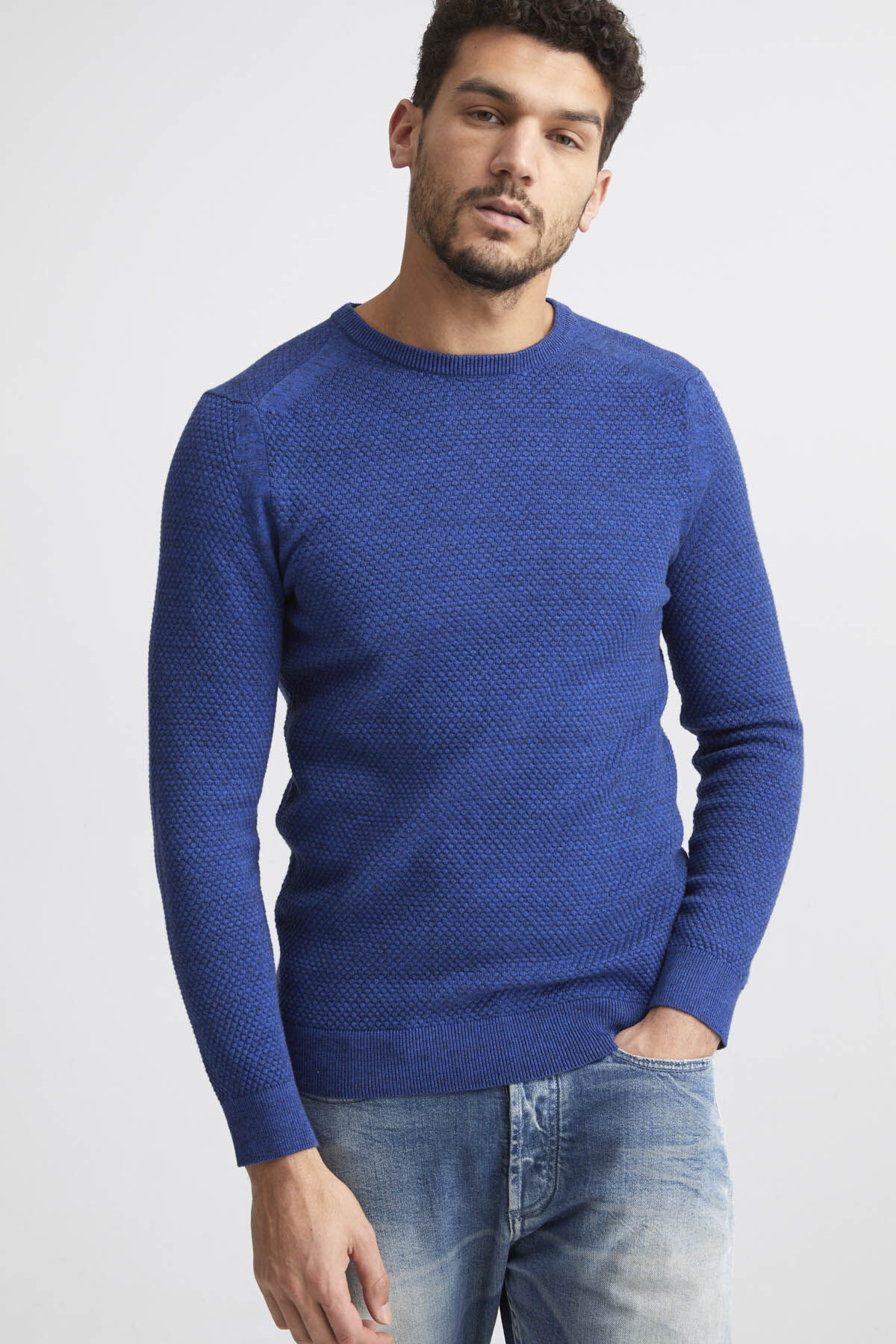 CAPTAIN BOBBLE KNIT LWBH