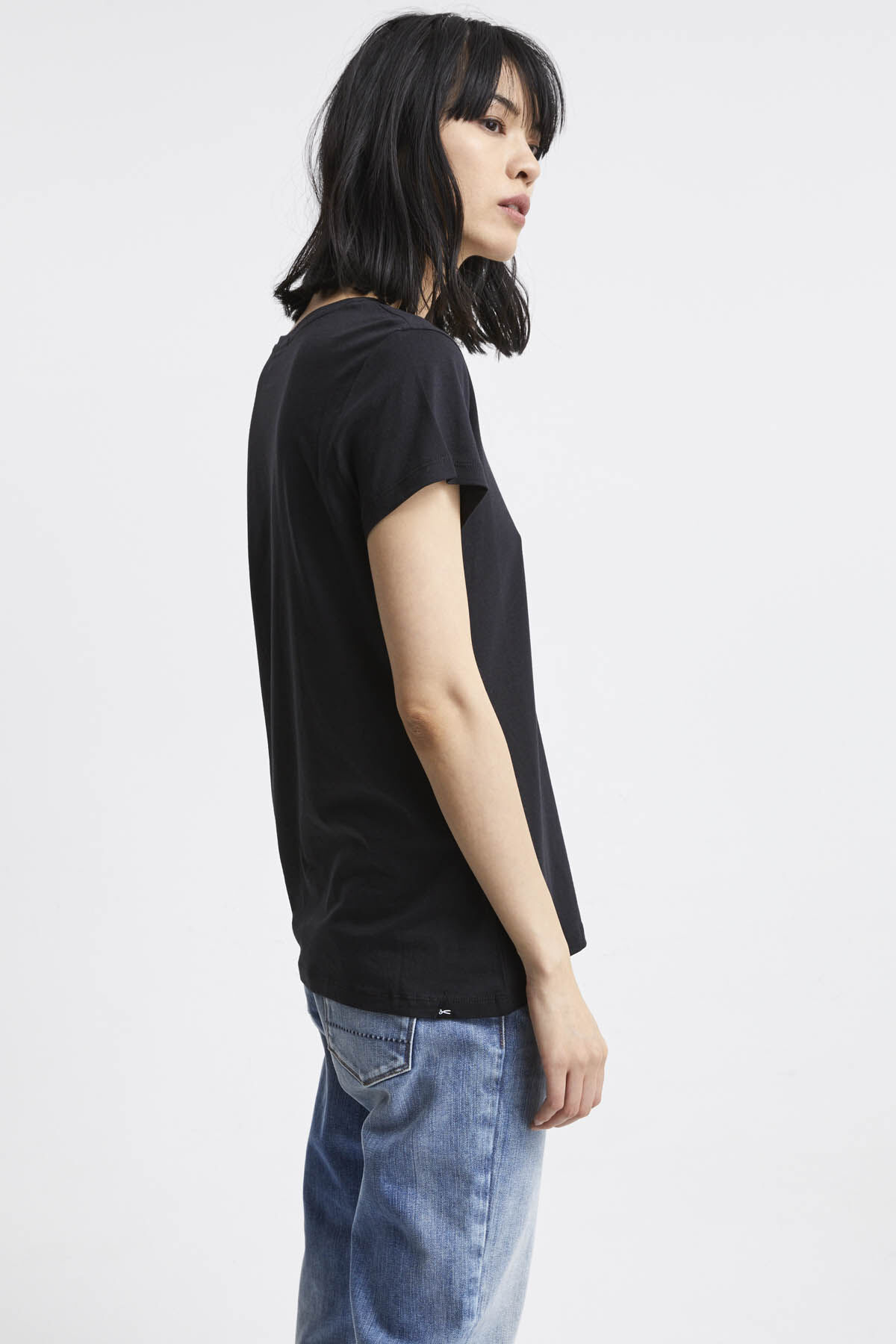 PACIFIC VEST Cotton & Modal Jersey - Slim Fit