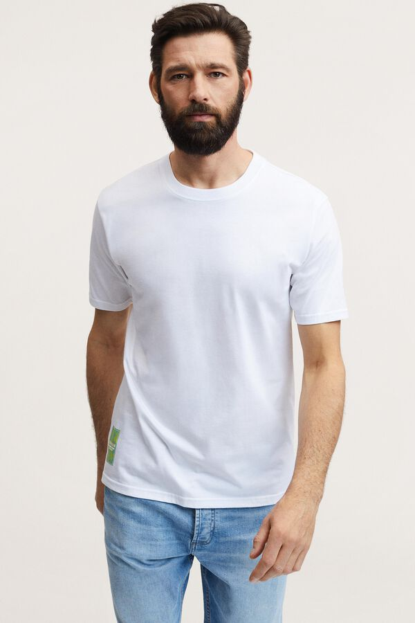 MAYFIELD REGULAR TEE 'Good Bones' Seasonal Patch - Regular Fit