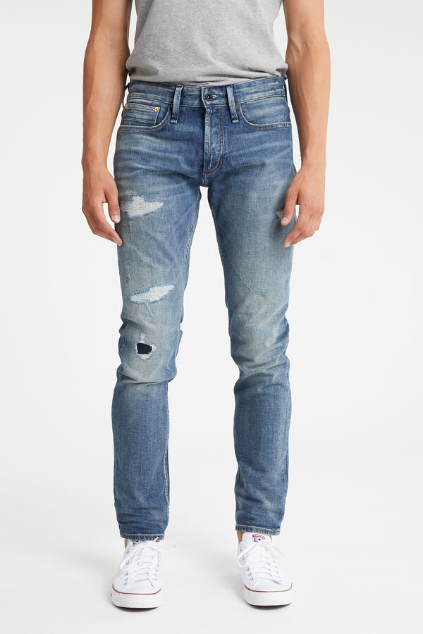 RAZOR Three Year Indigo Denim - Slim Fit