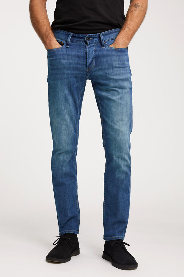 RAZOR Light-aged Washed - Slim Fit