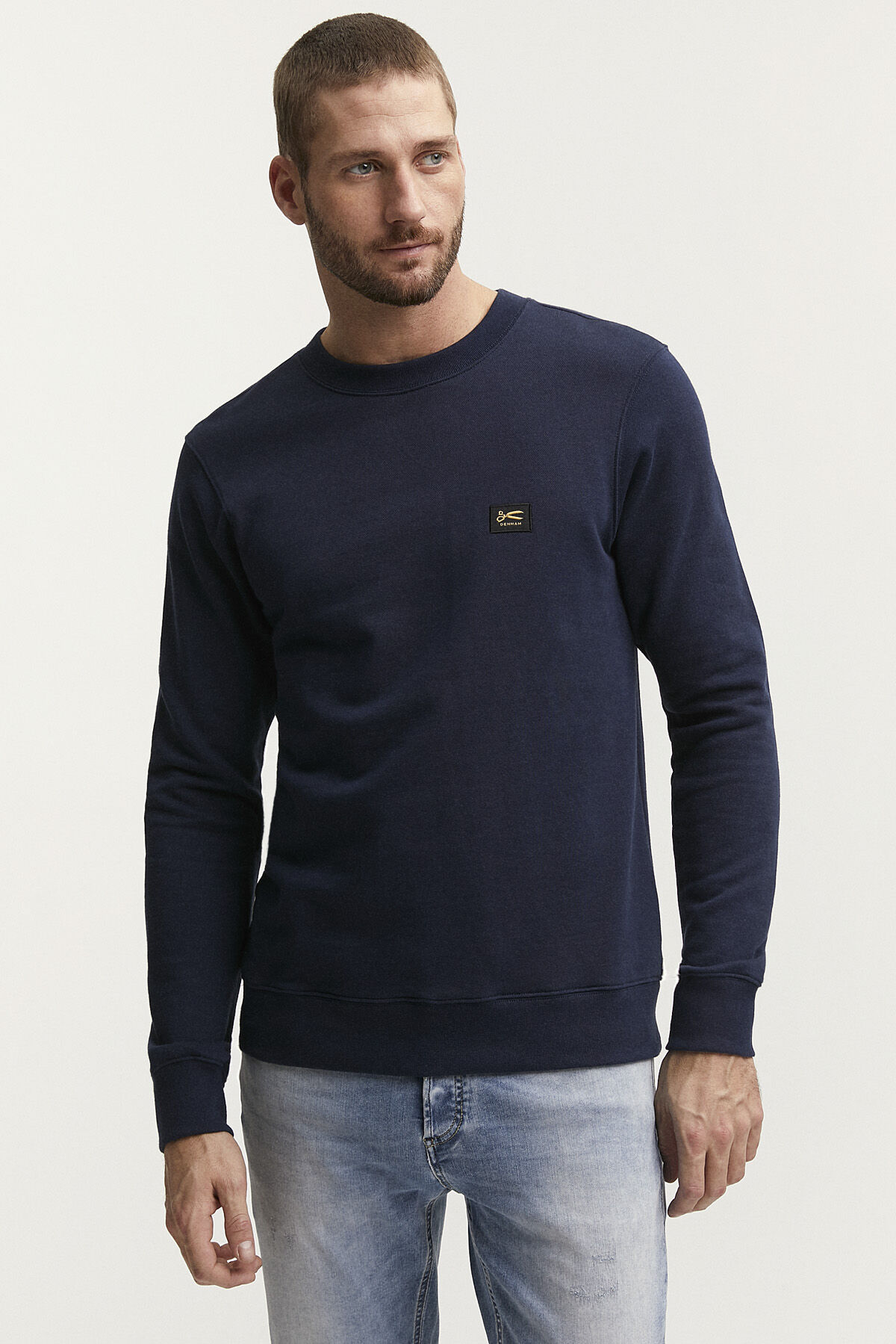 WILSON SWEAT Premium cotton sweat - Regular Fit