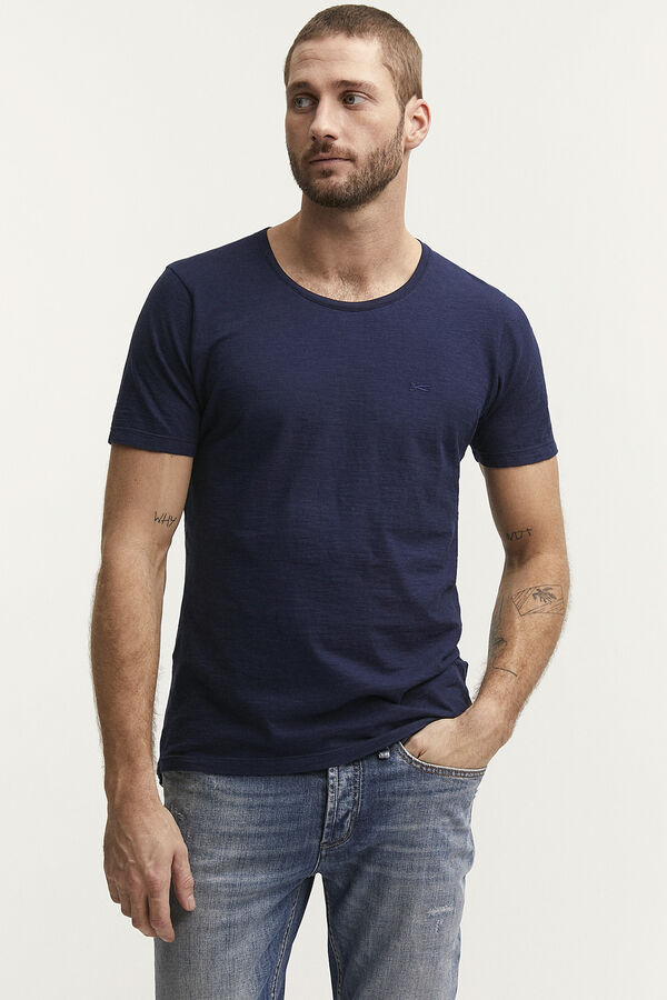 INGO TEE Premium Slub Cotton - Slim Fit