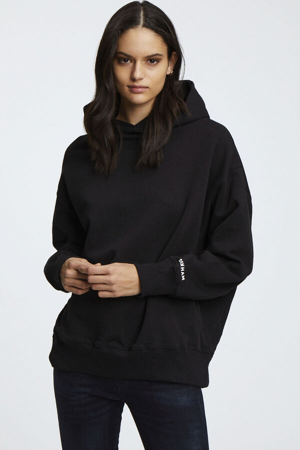 WISTERIA BRAND HOODY Premium cotton - Oversized Fit