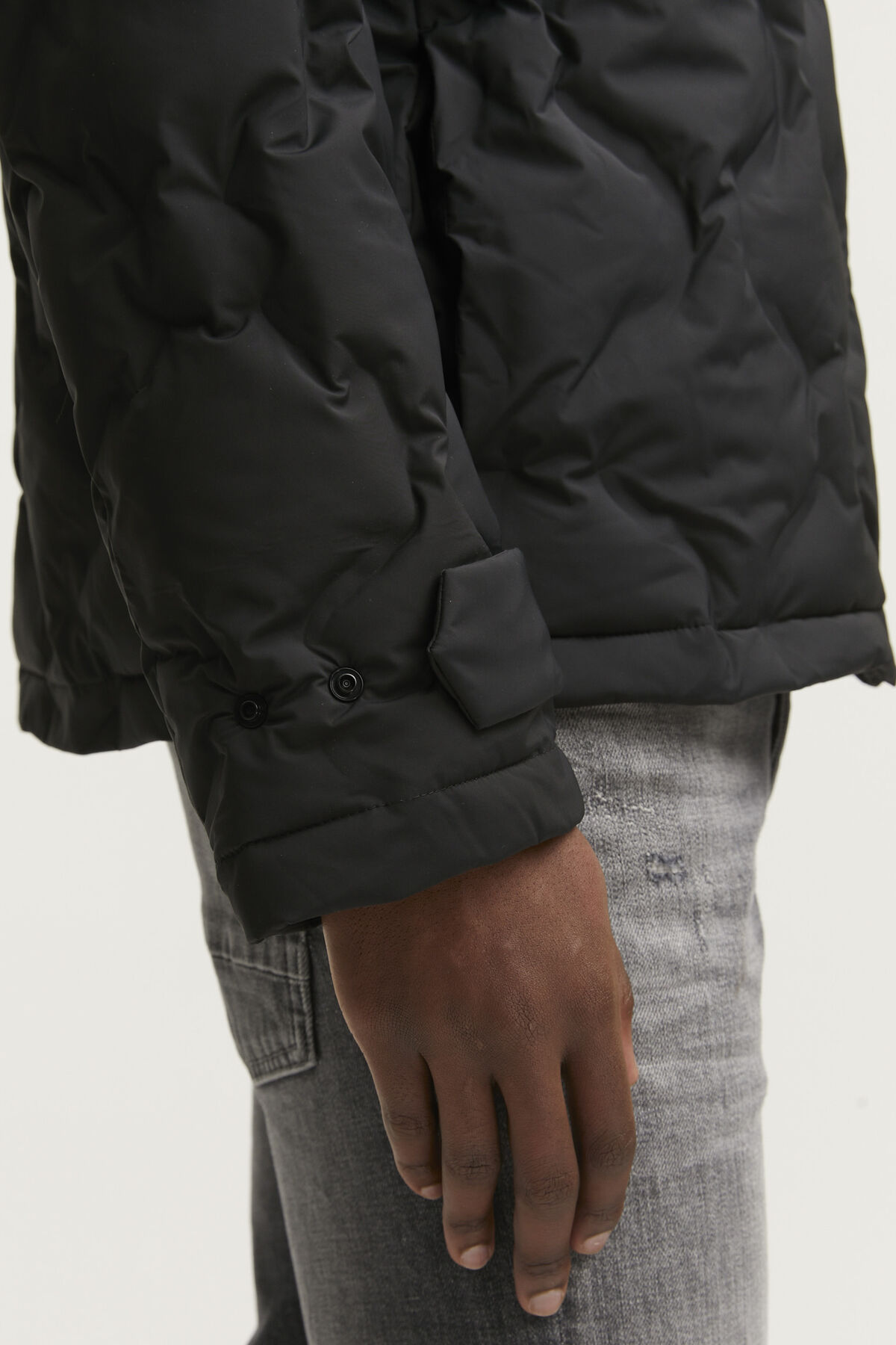NM P.O. Jacket High-Performance Nylon - Boxy Fit