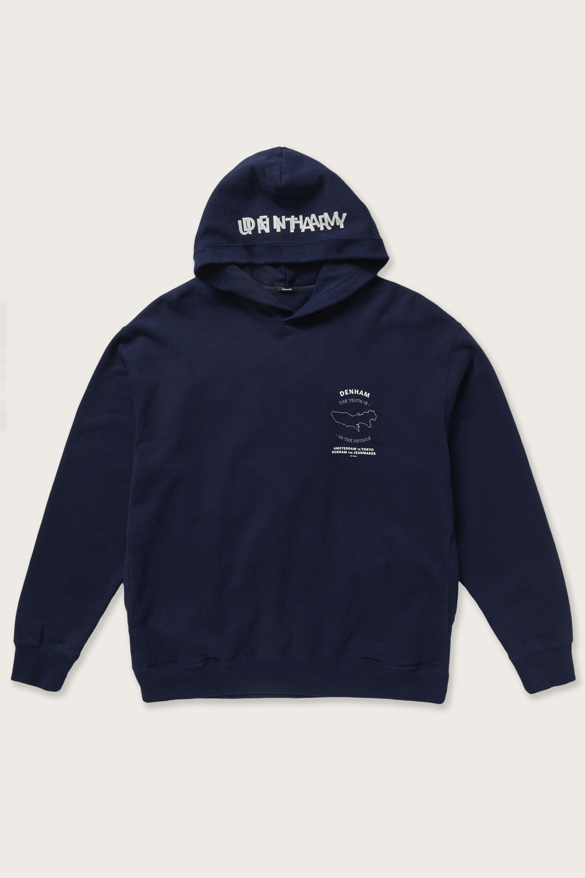 PINE HOODY Pine Graphic Artwork - Japanese Capsule Collection