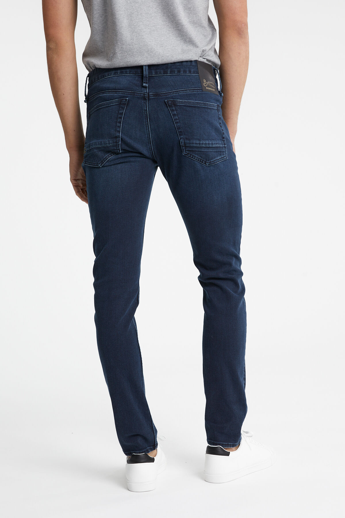BOLT Blue-black, light fade - Skinny Fit