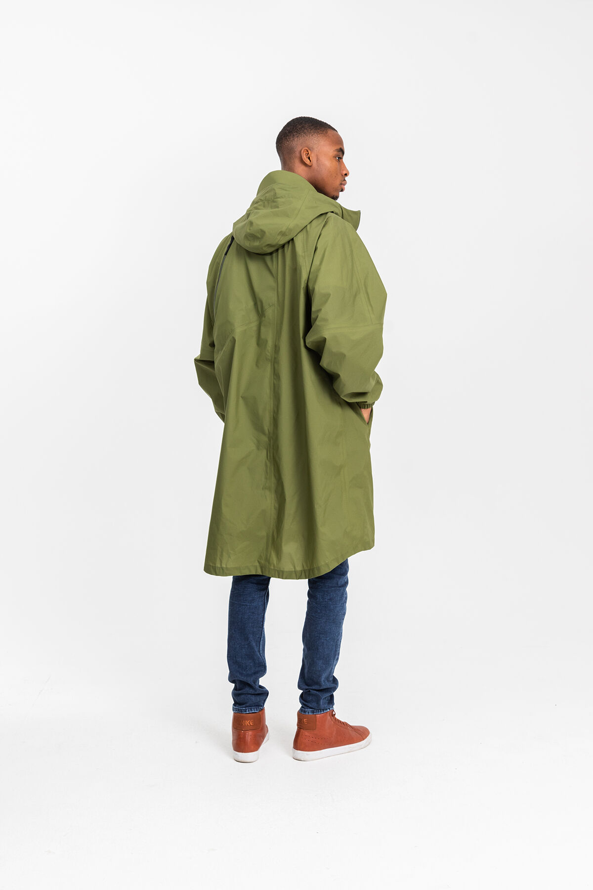DREAM COAT Three-layer & water-resistant - Oversized Fit