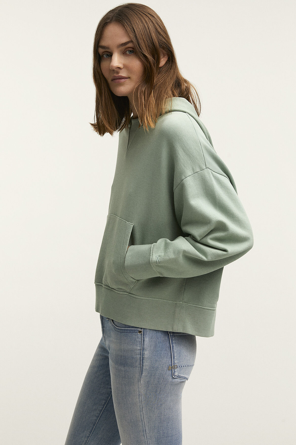 LOXFORD HOODY Premium Loopback Cotton - Relaxed Fit