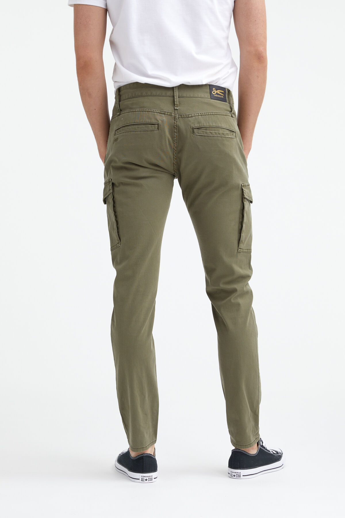 YORK CARGO Left Hand Twill - Slim, Tapered Fit