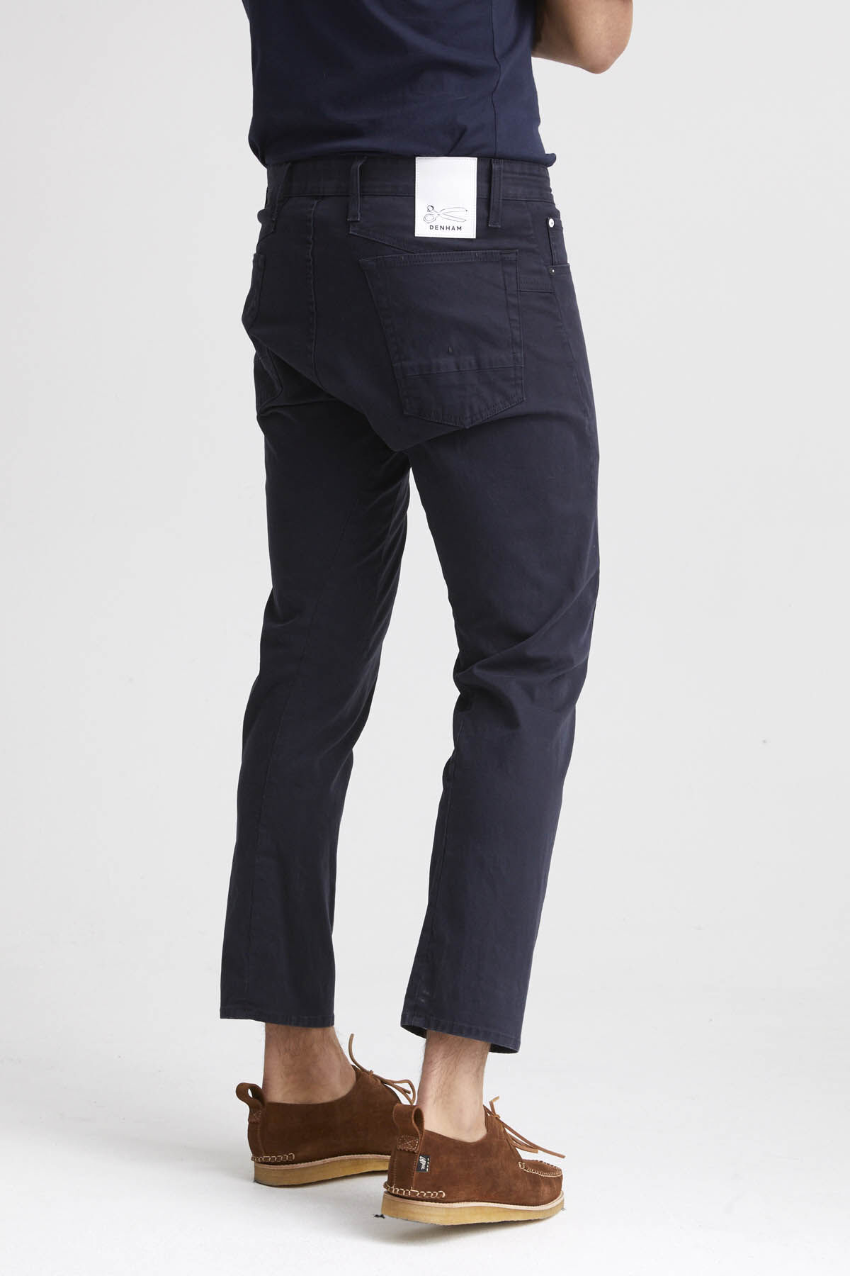 KINETIC Garment Dyed Denim - Tapered Fit