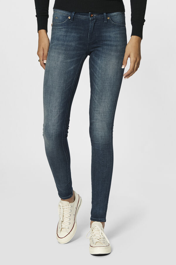 Spray Super Tight Fit Jeans - GRSI