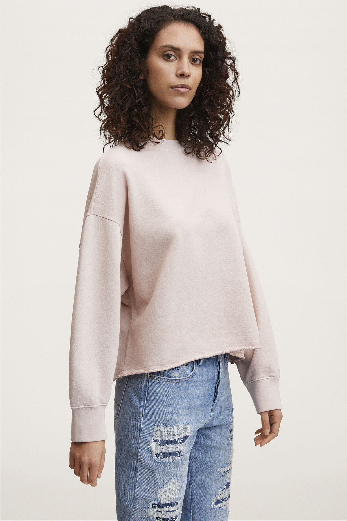 LOXFORD SWEAT Premium Loopback Cotton - Relaxed Fit