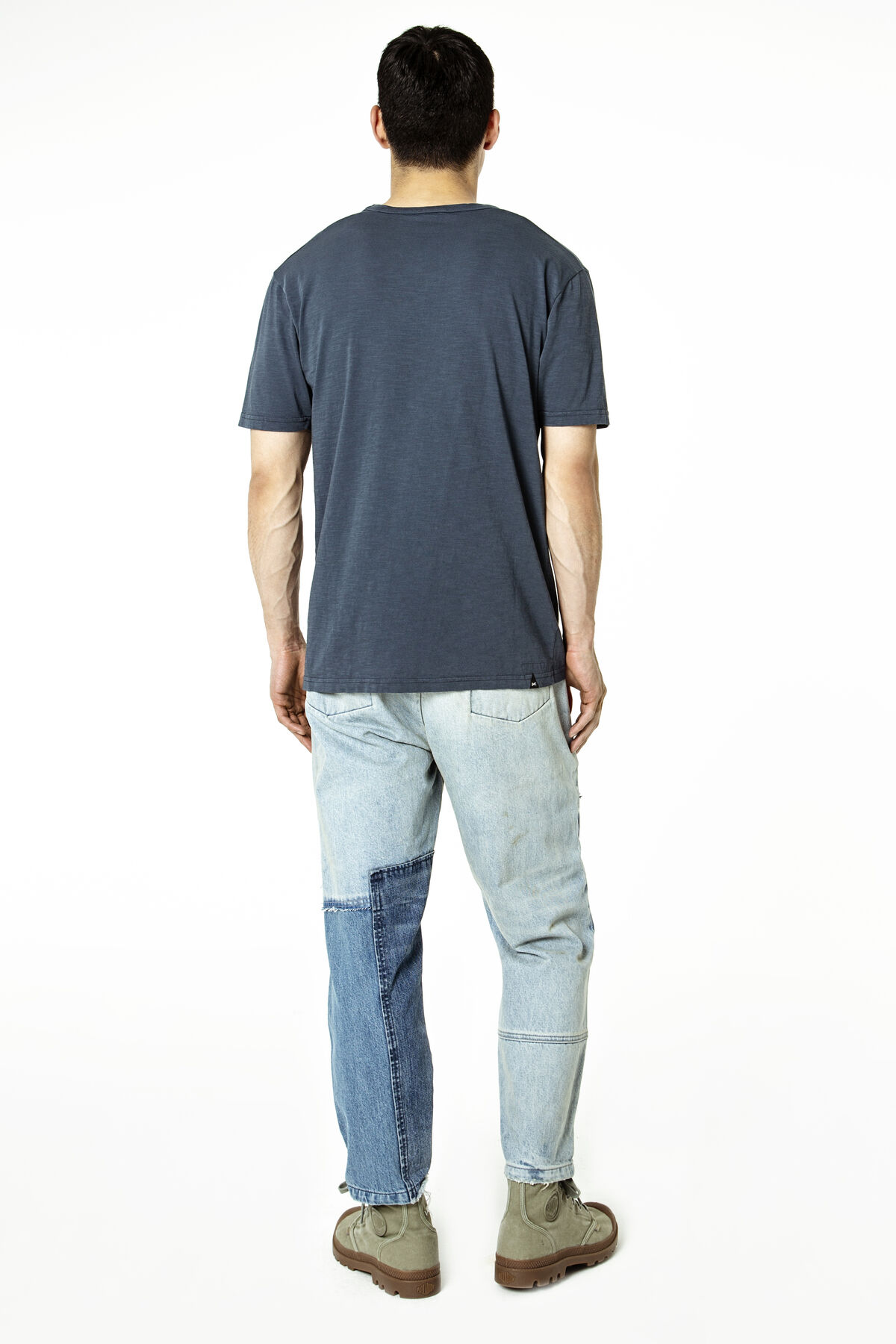 FATIGUE TROUSER Multi-patch Denim - Relaxed Fit