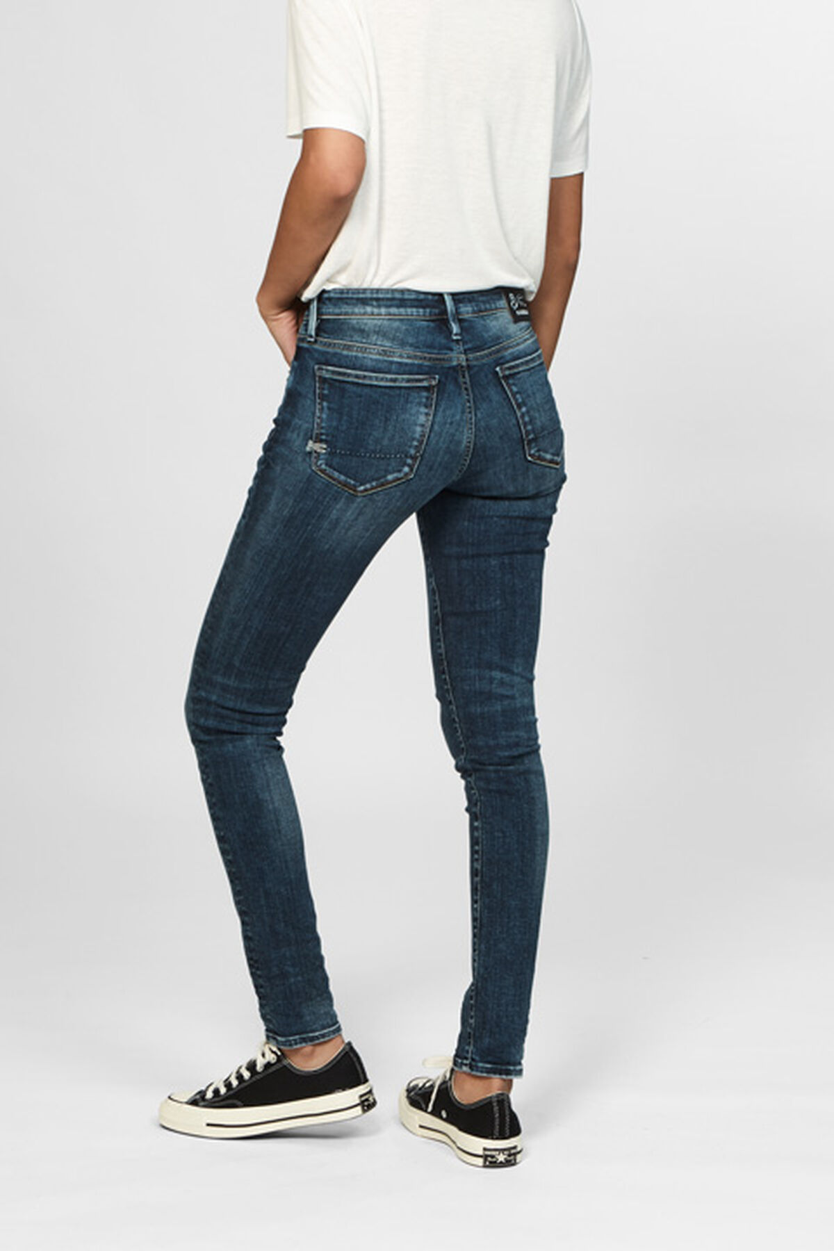 Sharp Skinny Fit Jeans - R