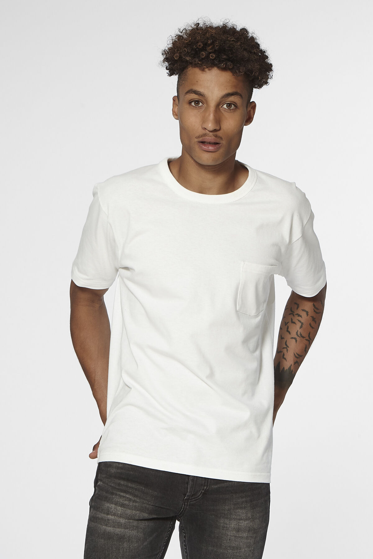 Pocket T-Shirt - HCJ