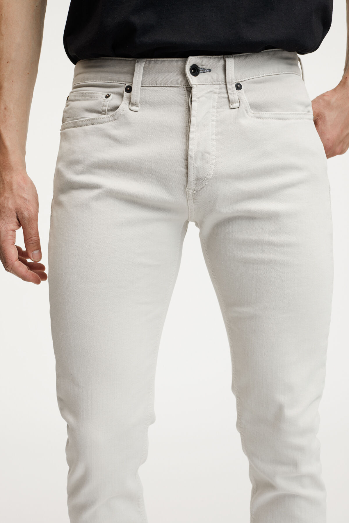 BOLT COTTON & TENCEL BLEND CHINO - SKINNY FIT