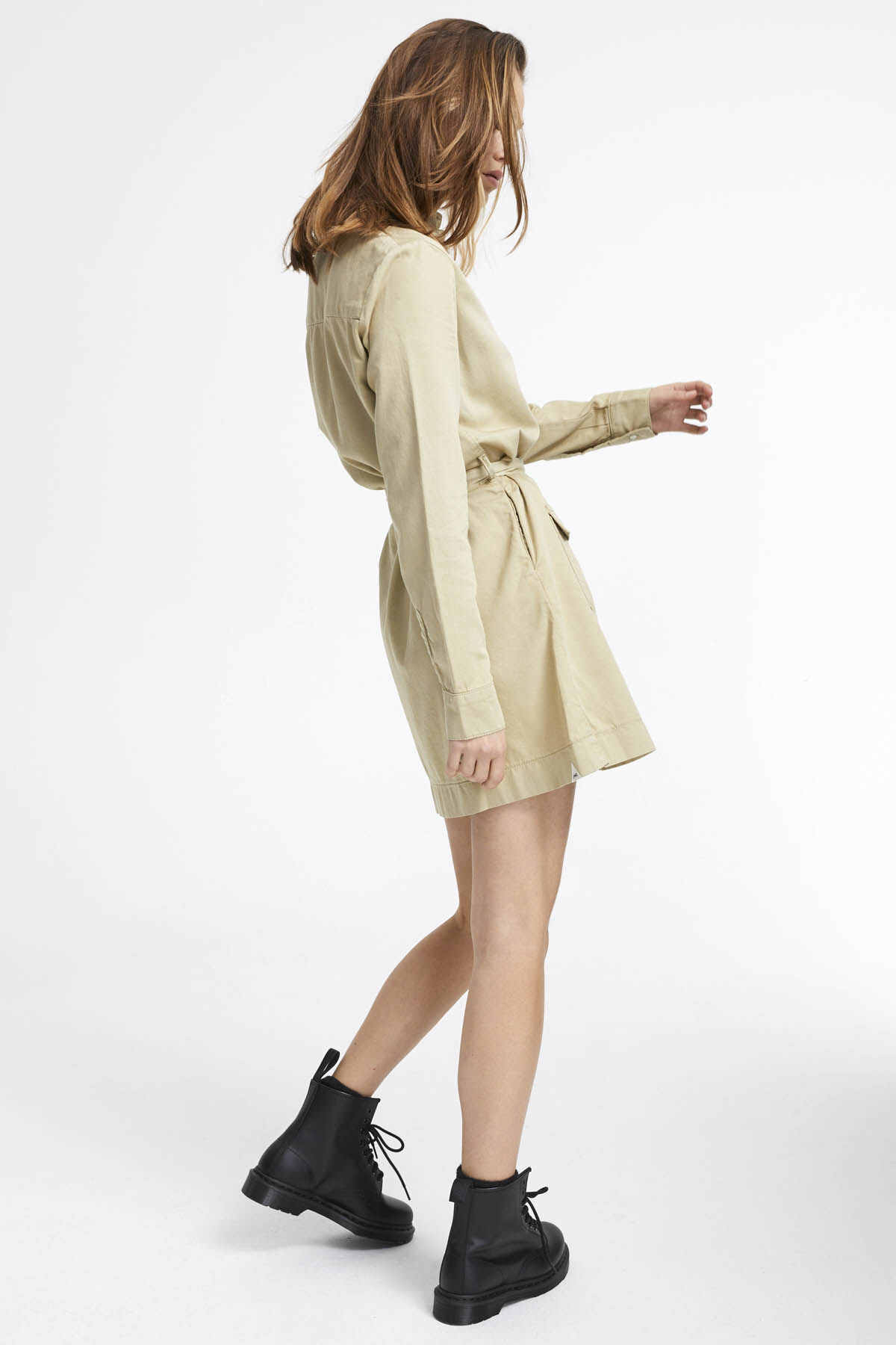 HEREFORD SHIRT DRESS SET