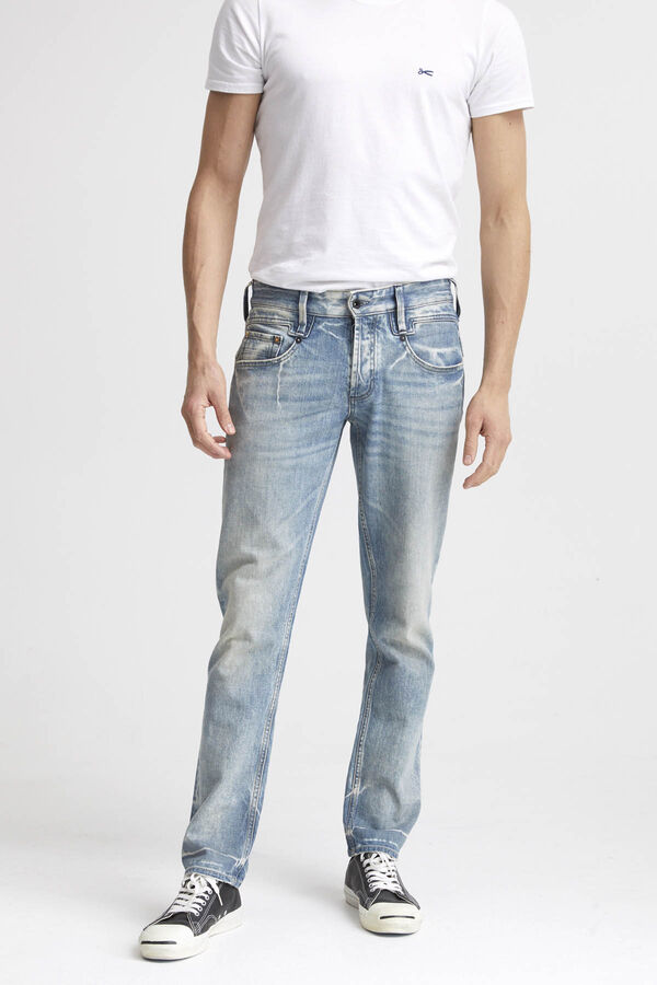 SKIN Organic Cotton Denim - Slim Fit