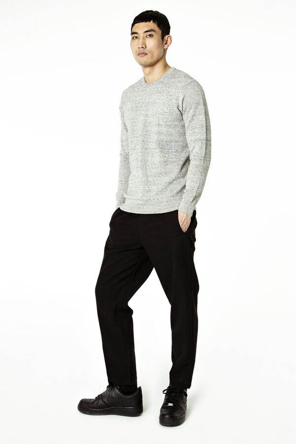 CADET BOBBLE KNIT LWBH
