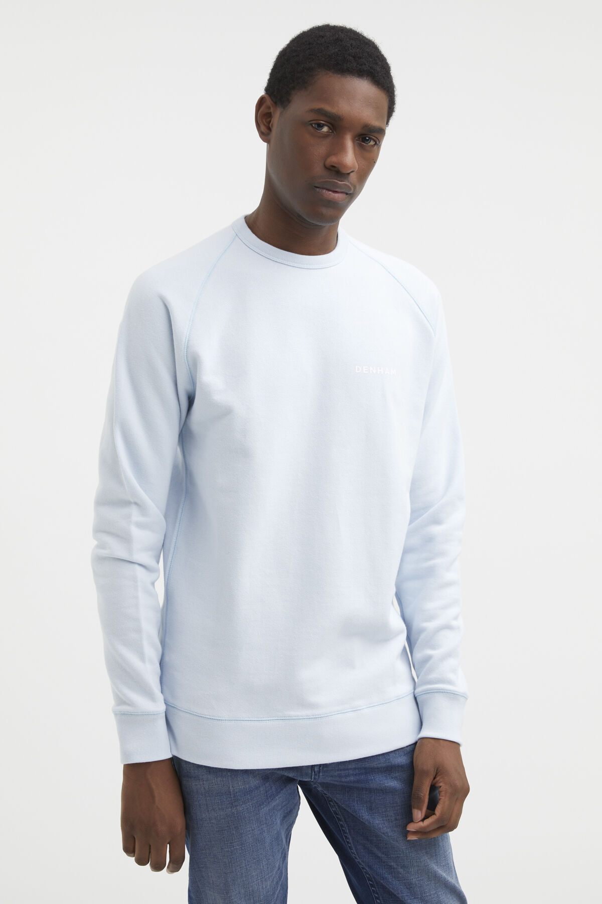 BRAND SWEAT Soft Cotton Fleece - Slim Fit