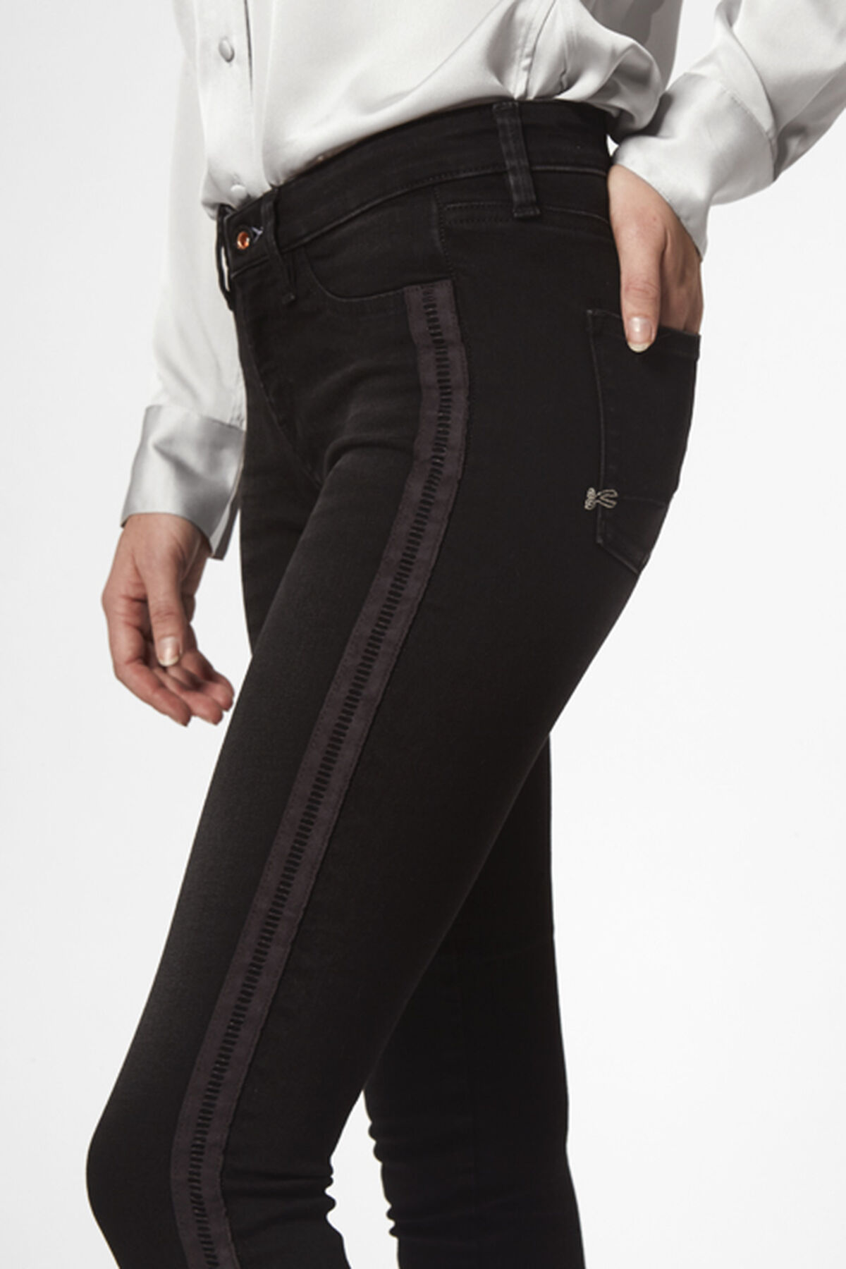 Spray Super Tight Fit Jeans - PENG