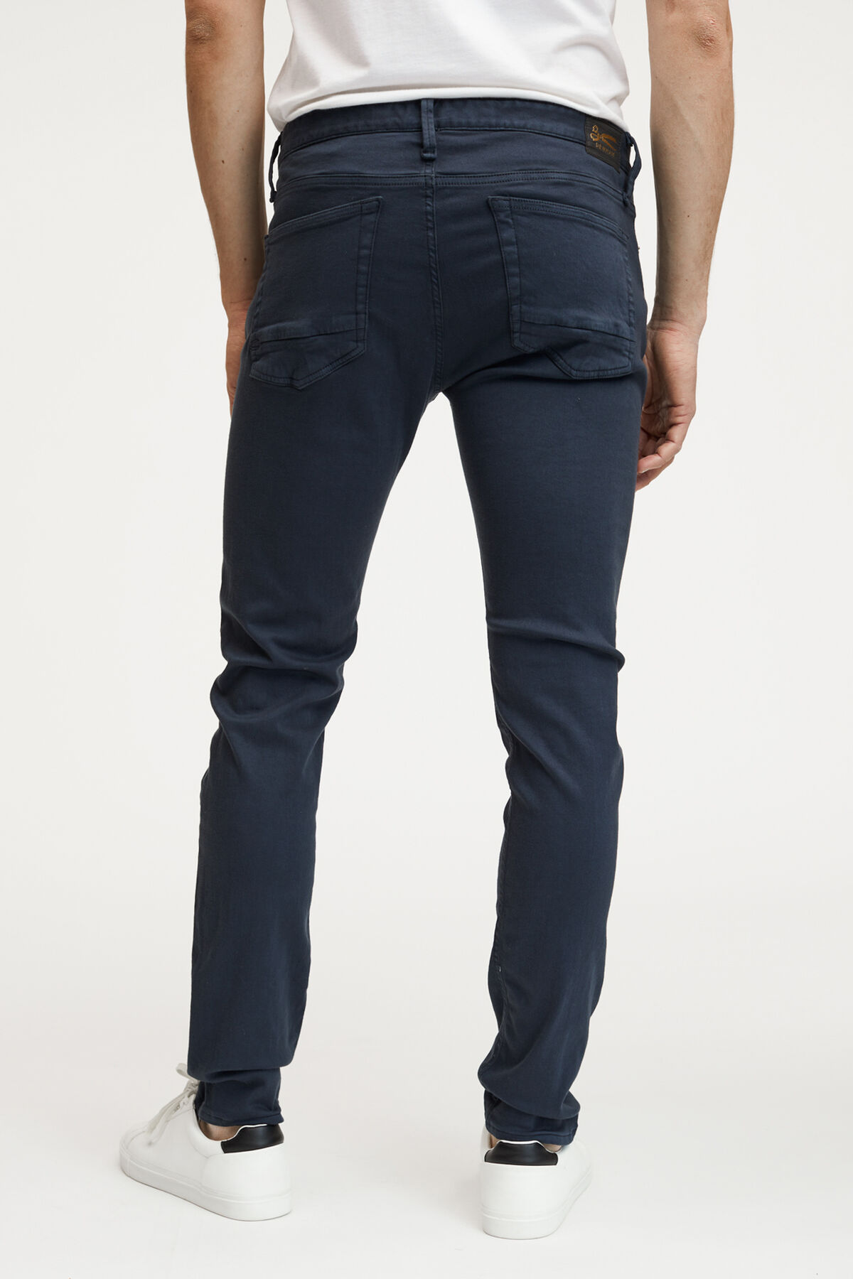 BOLT CHINO Cotton & Tencel Blend - Skinny Fit