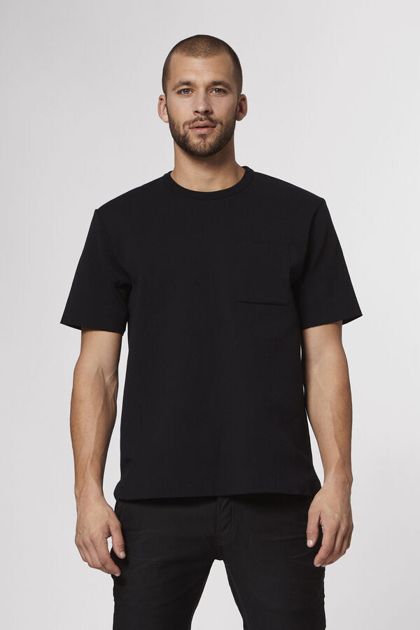 LUX POCKET TEE Essential - Regular Fit