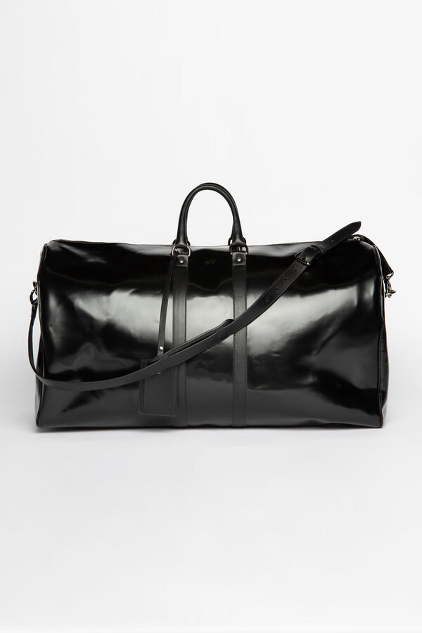 WEEKEND BAG Chrome-tanned Leather