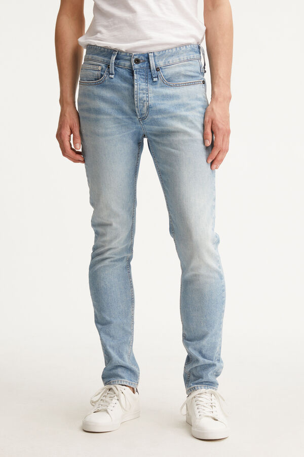 BOLT Vintage Indigo Denim - Skinny Fit