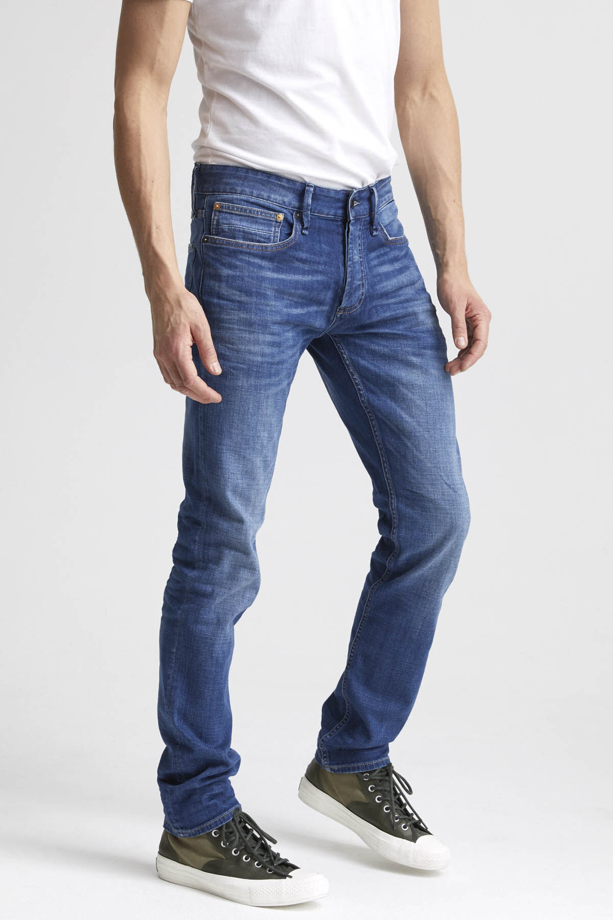RAZOR Left-Hand Indigo Denim - Slim Fit