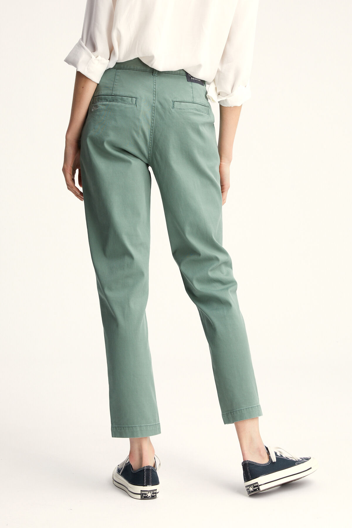 LEA PANT Micro Left-hand Twill - Tapered Fit