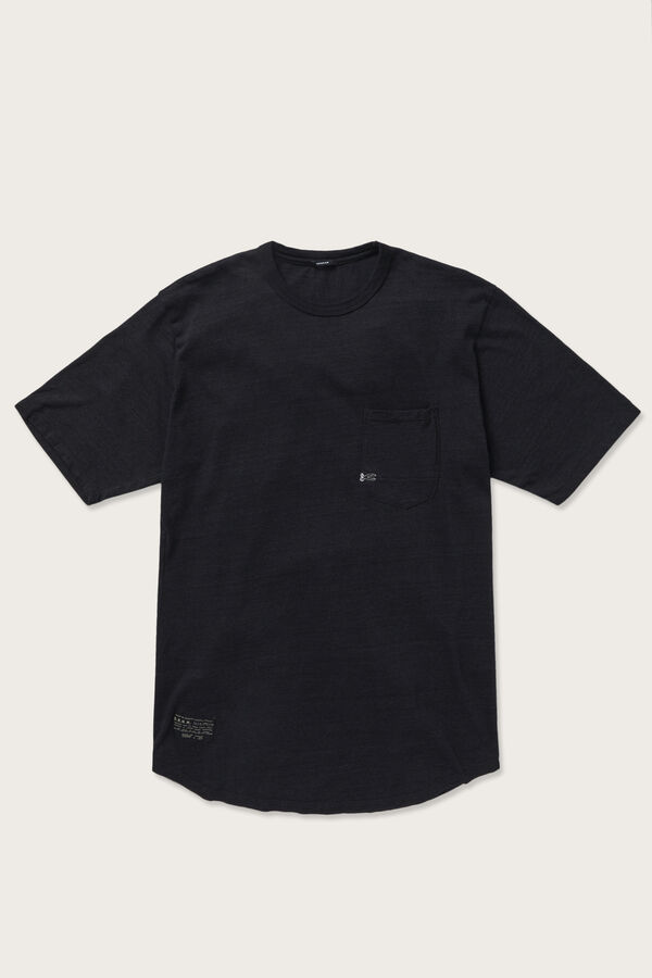 INDIGO 7POINT POCKET TEE Special Dye - Japanese Capsule Collection