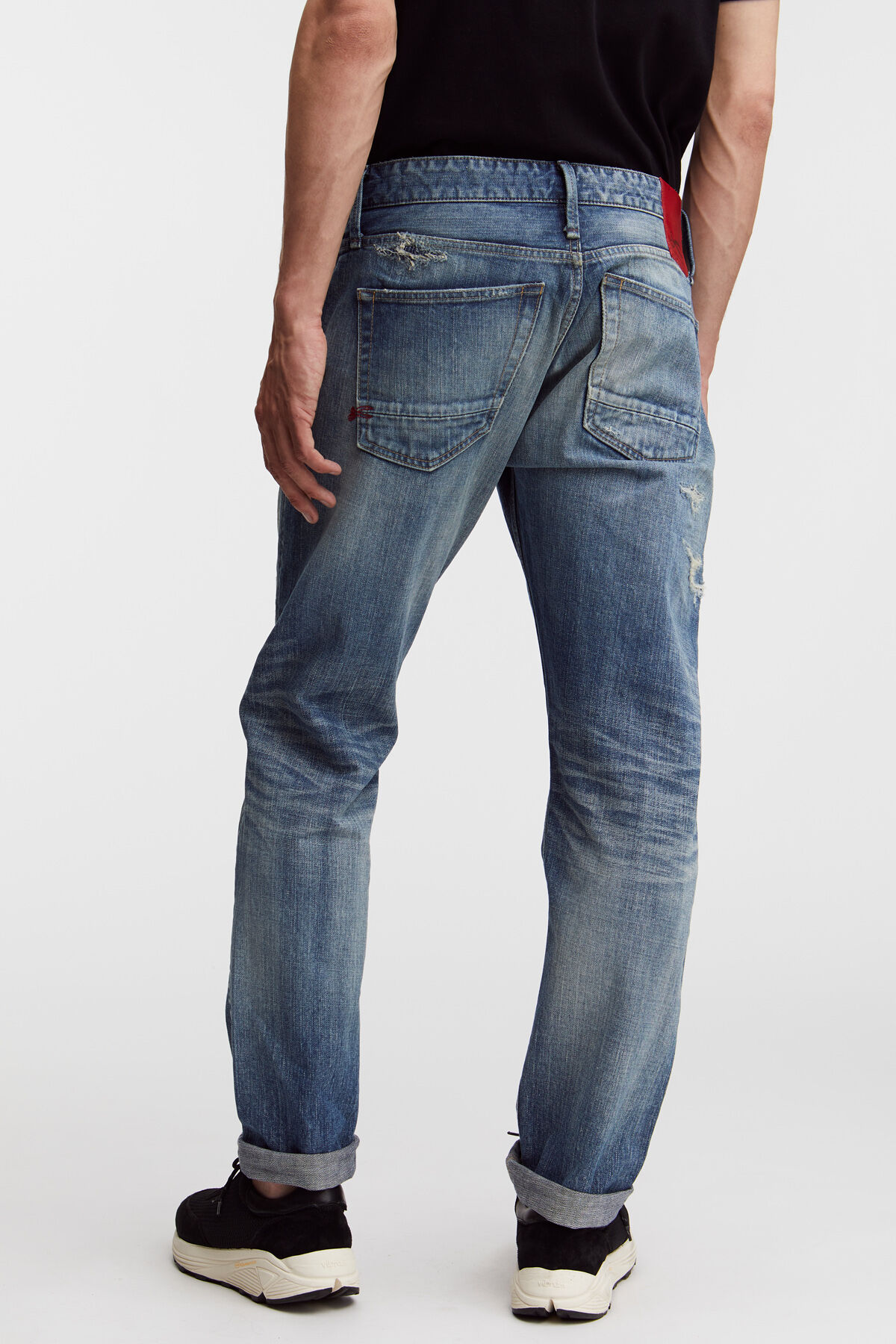 FORGE Made in Japan Selvedge Denim - Wide Fit