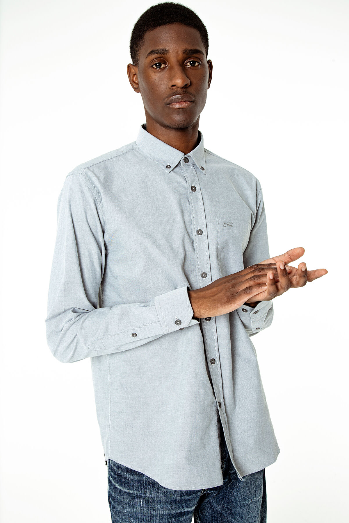 TRUTH SHIRT Oxford Shirt - Slim Fit