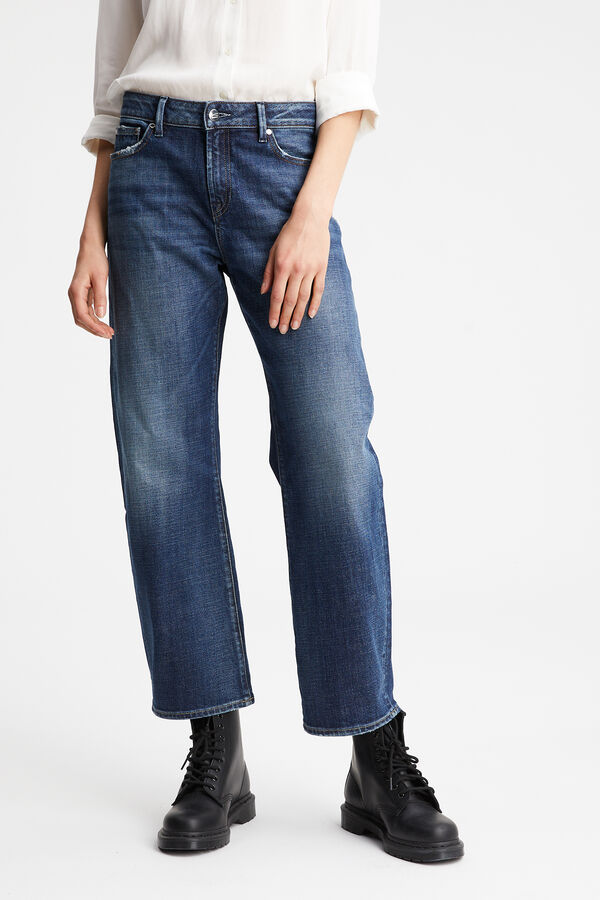 BARDOT WIDE Low impact wash - High-rise, Wide Fit