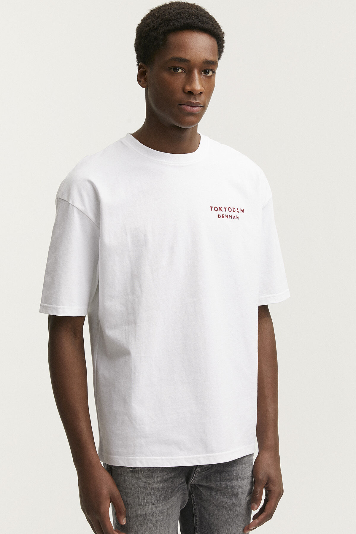 BEDALE TEE Heavy Core Jersey - Boxy Fit