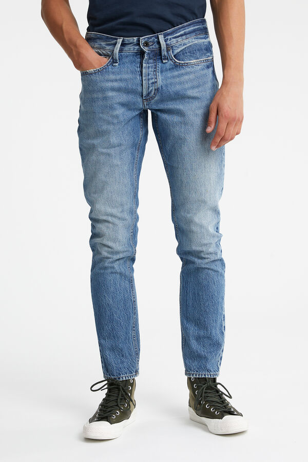 HAMMER Classic denim wash - Athletic Fit