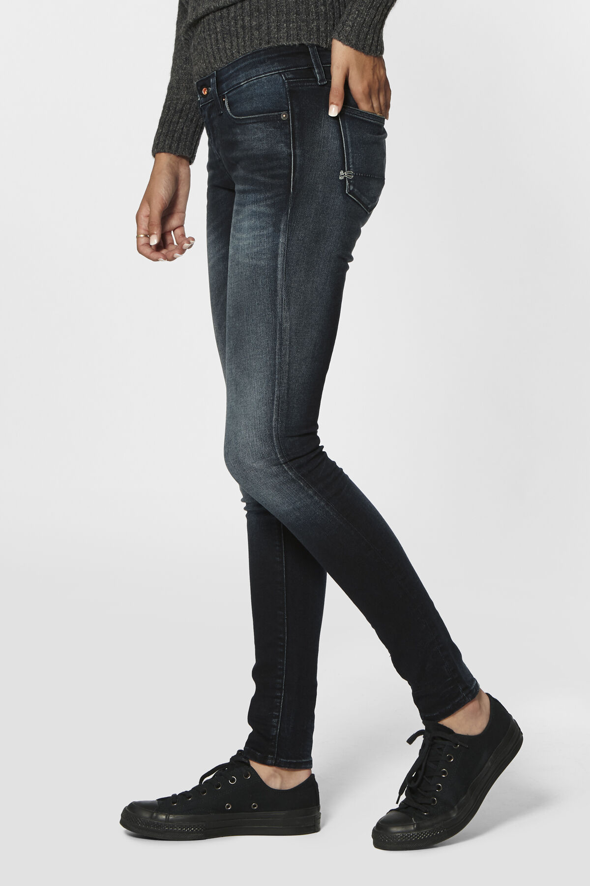 Sharp Skinny Fit Jeans - NY