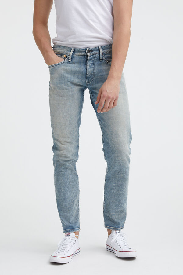 RAZOR Selvedge Denim - Slim Fit