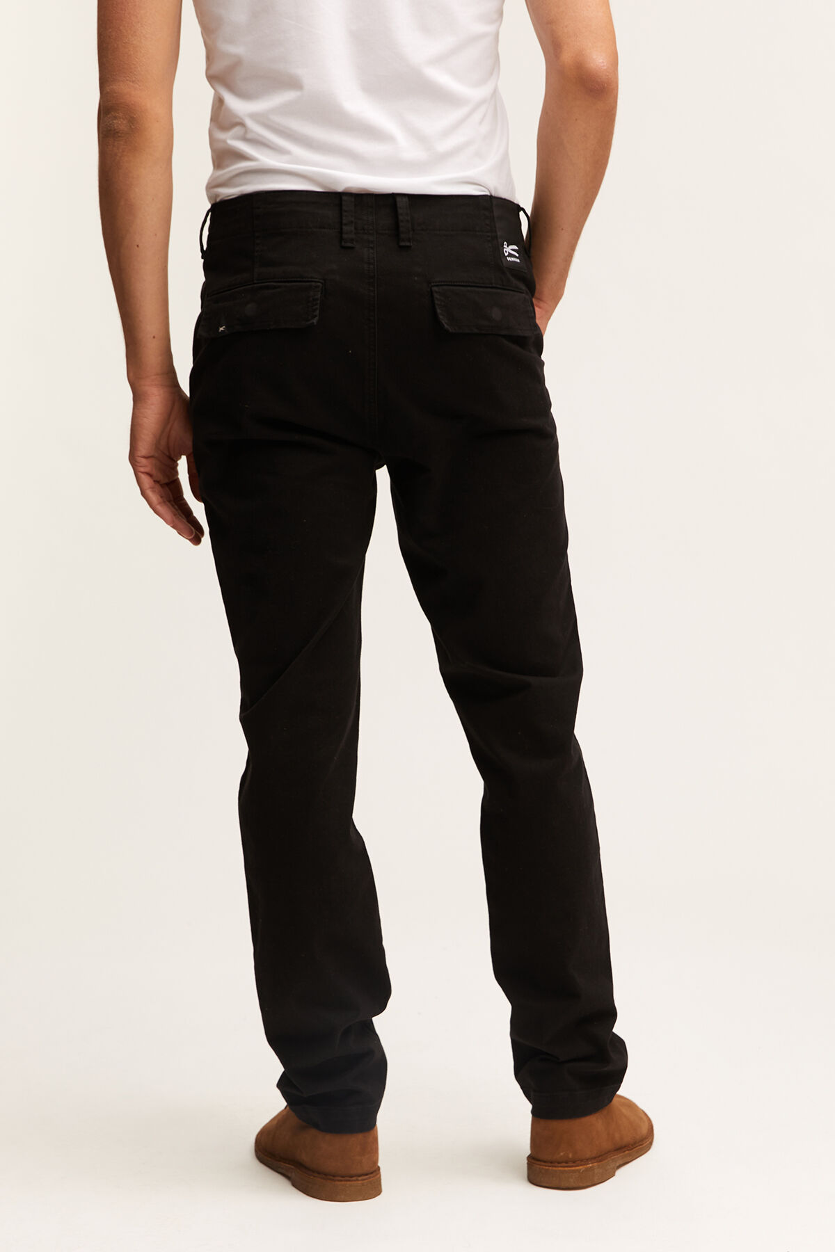 EDGE PANT Soft Cotton Twill - Straight Fit
