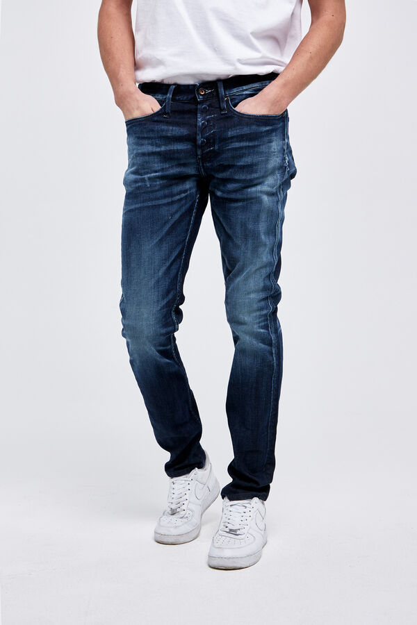 Bolt Skinny Fit Jeans - GRNC