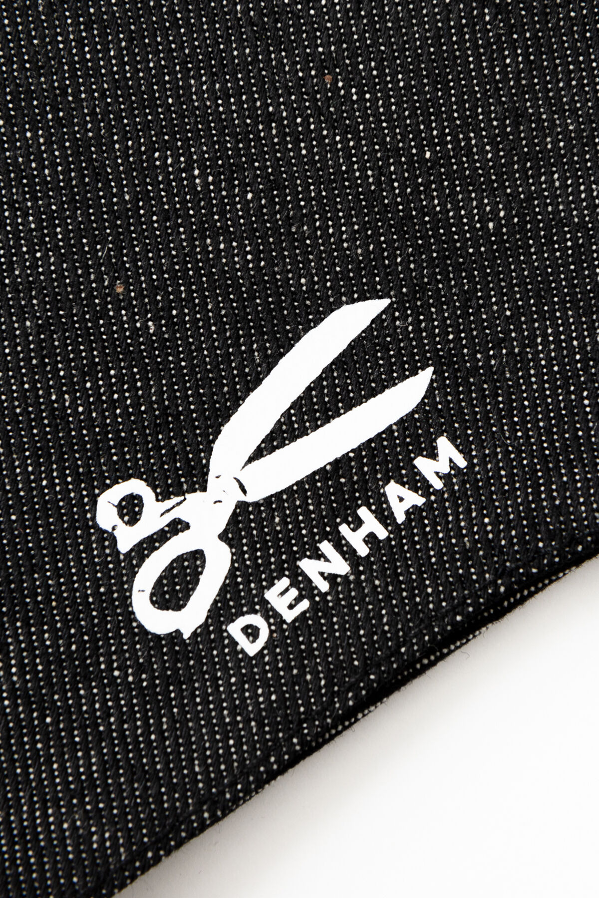 DENHAM Face Mask Denim - Pack of 3