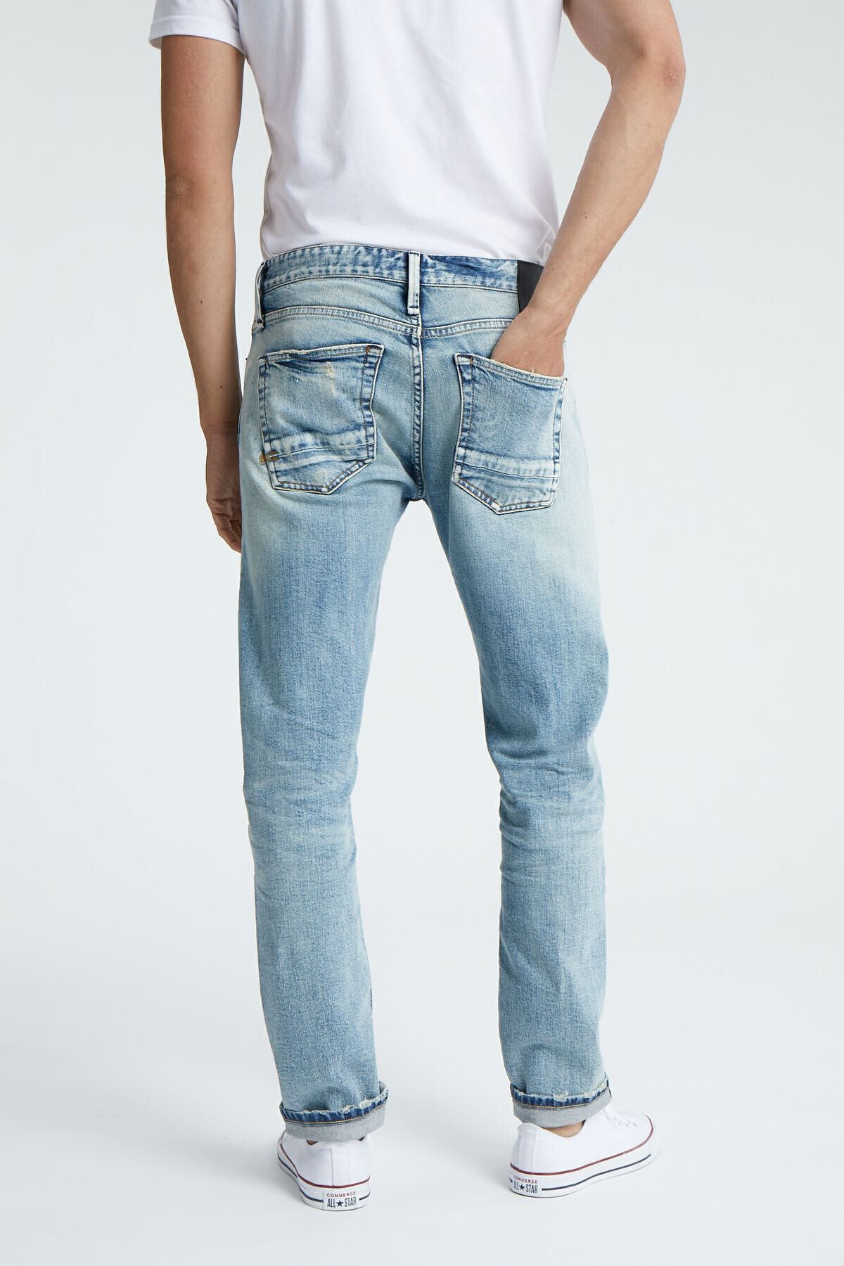 RAZOR Five-Year Selvedge Denim - Slim Fit