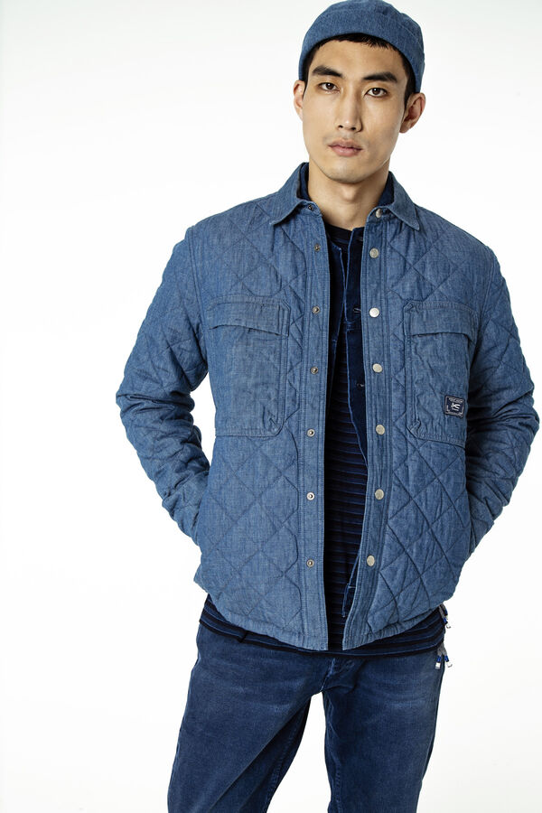 DECK OVERSHIRT QCH
