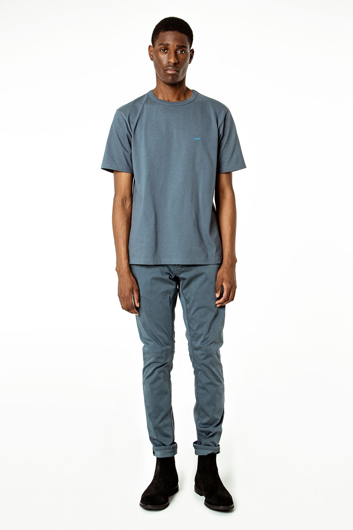 YORK Premium sateen - Slim, Tapered Fit